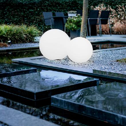 Garden lighting Globe