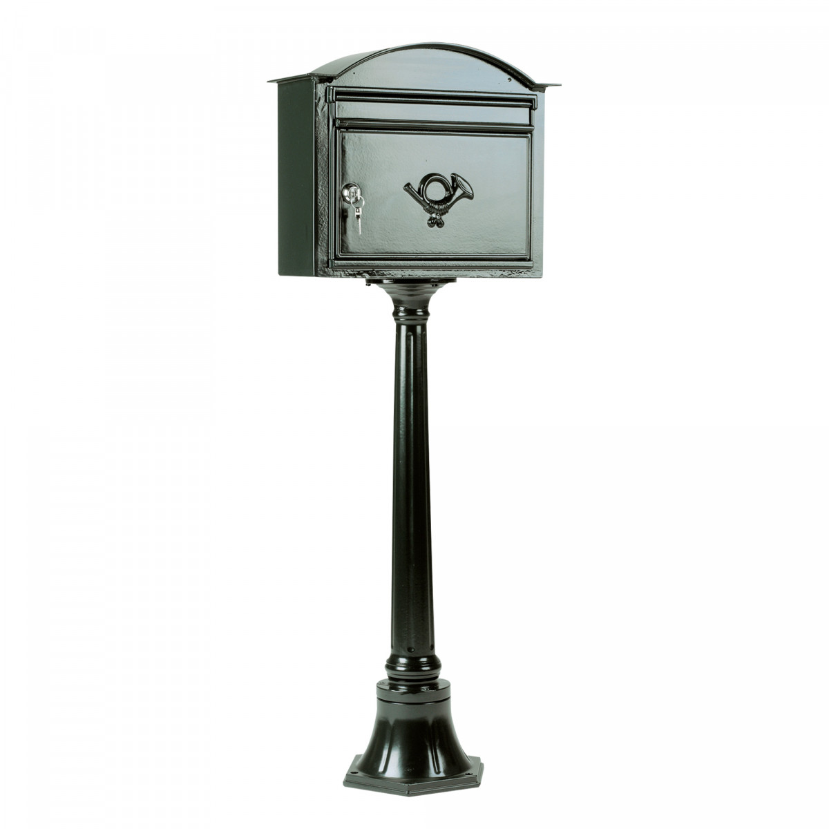 Post box B7