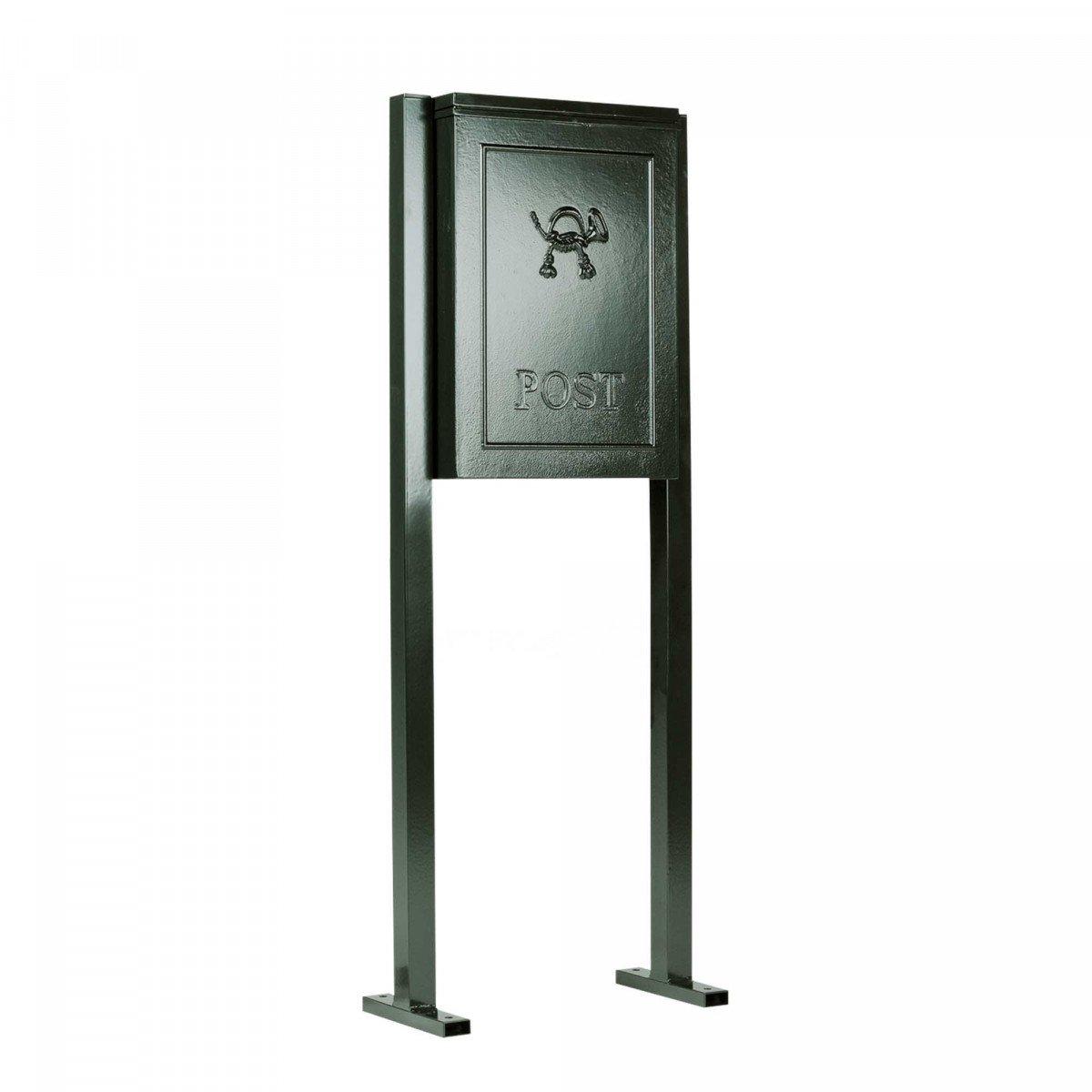 Post box in frame B9A