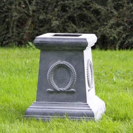 Separate pedestals