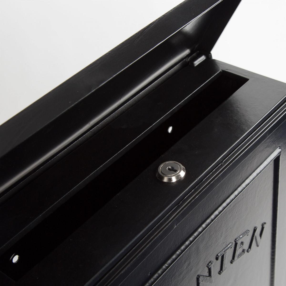 Post box B9A